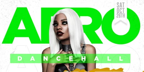 Afrodancehall Halloween Bashment Party tickets
