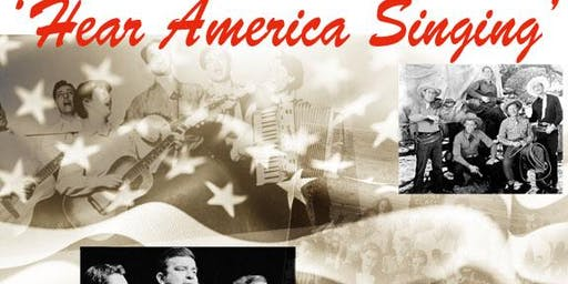 """""""Hear America Singing""""--exploring the music of America and its people"""