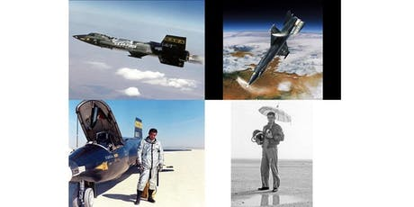 In the Line of Duty: Michael Adams and the X-15 tickets