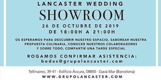 Lancaster Wedding Showroom_Jornada Puertas Abiertas para Bodas