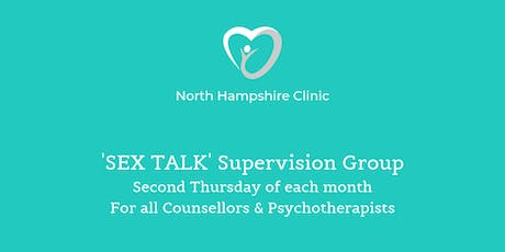 'Sex Talk' Supervision Group tickets