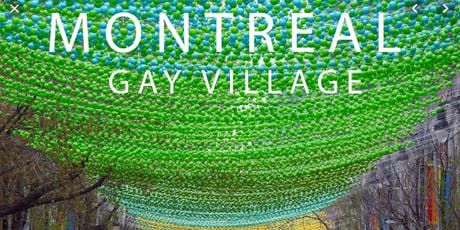 Montreal Gay Village Tour tickets
