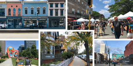 Changing Places: Community Strategies for Sustainable Economic Development tickets