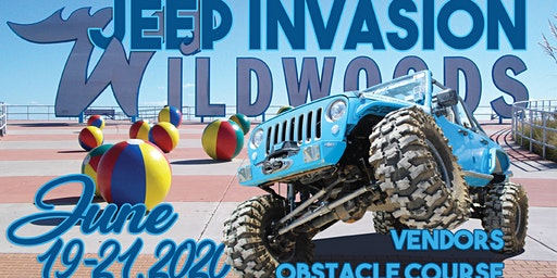 2020 NEW JERSEY JEEP INVASION - WILDWOOD