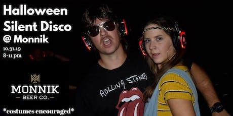 Halloween Silent Disco @ Monnik tickets