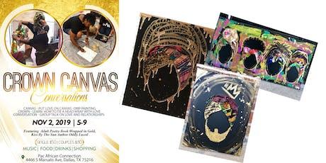Crown Canvas Conversations  tickets