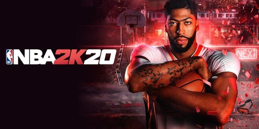 NBA2K20 - Tip Off