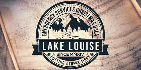 Lake Louise Emergency Services Christmas Gala tickets