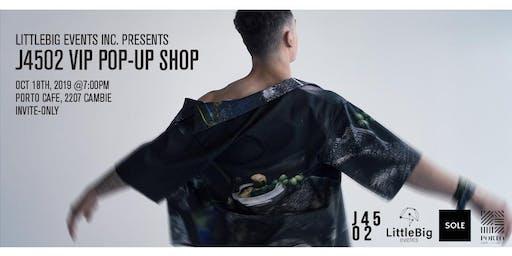 J4502 Fashion Pop-up Shop VIP Event