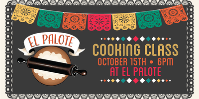 Cooking Class hosted at El Palote Panaderia