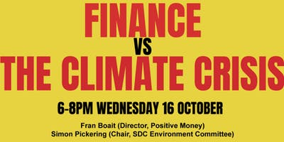 Finance vs the Climate Crisis
