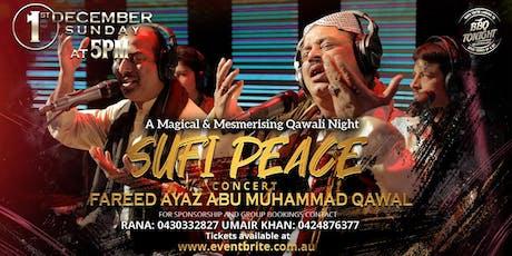 Sufi Peace Concert tickets