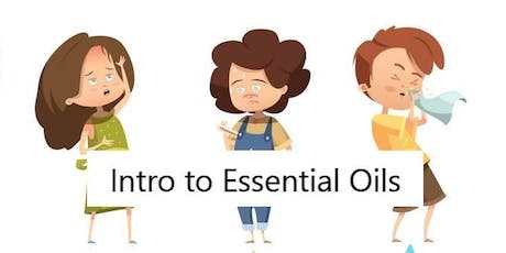I've got an oil for that! - Intro to Essential Oils tickets