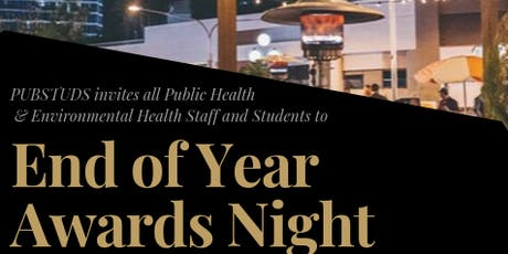 2019 End of Year Awards Dinner  tickets