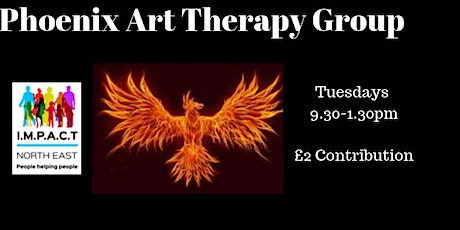 Phoenix Art Therapy Group  tickets