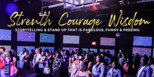Women of Candor: Strength, Courage, and Wisdom