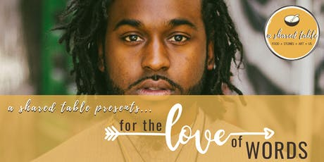For the Love of Words tickets