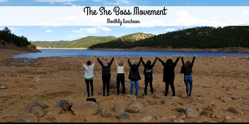 The She Boss Movement Monthly Luncheon