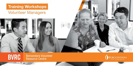 Volunteer Manager Workshop: Cross-Cultural Responsiveness Training tickets
