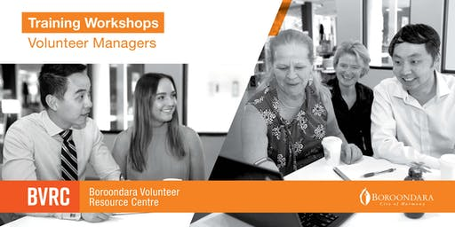 Volunteer Manager Workshop: Cross-Cultural Responsiveness Training