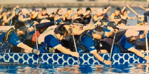 Free Dragon Boat Lesson: Wet and Wild Adventure | Redwood City