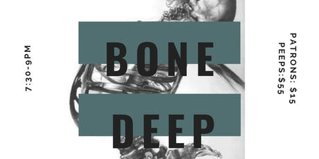 BONE DEEP: Remineralizing the Body with Herbs tickets