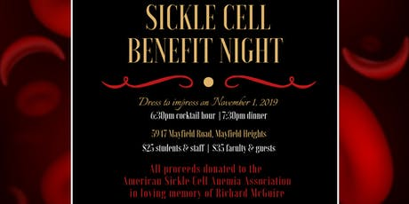 Sickle Cell Benefit Night tickets
