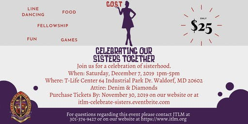 Celebrating Our Sisters Together