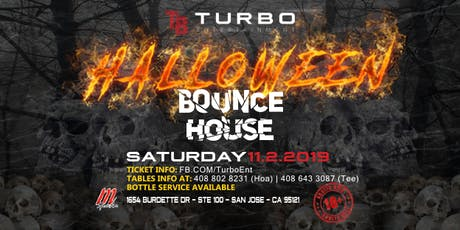 HALLOWEEN Bounce House tickets