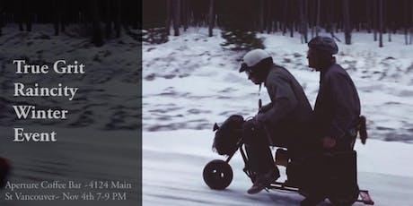 True Grit Winterize/Winter Ride/Clothing and Gear Swap tickets