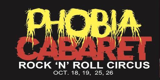 Phobia Cabaret