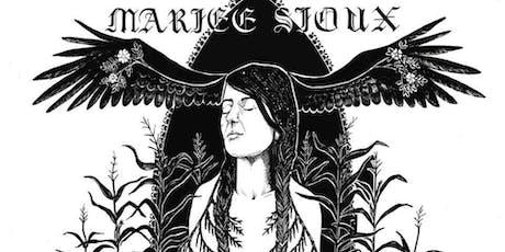 Mariee Sioux and Angelica Rockne, Charlottesville VA tickets