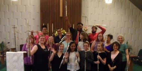 Flute Day 2019 Flute Choir Concert tickets