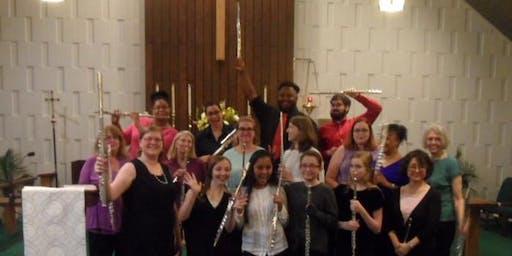 Flute Day 2019 Flute Choir Concert