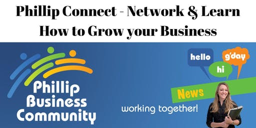 Phillip Connect - How to Promote your Business!