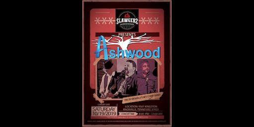 ASHWOOD Live at Slawgers New American Restaurant