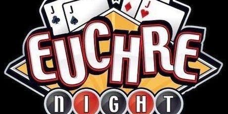 AFCC Semi-Annual Euchre Tournament tickets