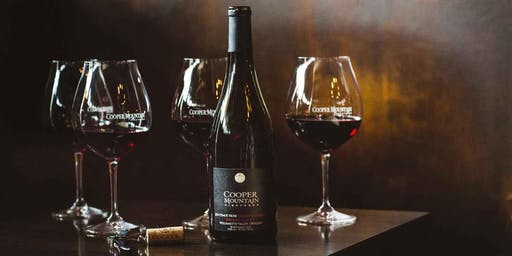 Wednesday Flights: Cooper Mountain - Volcanic, Biodynamic Wines from Oregon