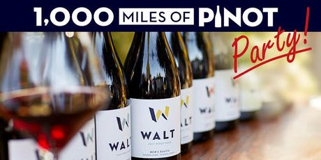 1,000 Miles of Pinot at Vinos on Galt tickets