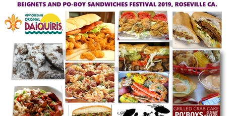 BEIGNETS and PO-BOY SANDWICHES FESTIVAL 2019 tickets