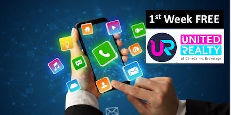 UROC Free Digital Mobile Marketing Training in Richmond Hill tickets