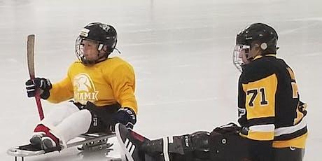Sled Hockey Open House tickets
