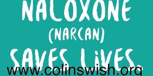 Informative Community Narcan Training