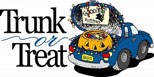Trunk or Treat in Beech Grove