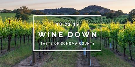 Wine Down Wednesday:Wine Tasting tickets