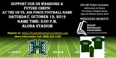 HRAEF UH Football Fundraiser tickets