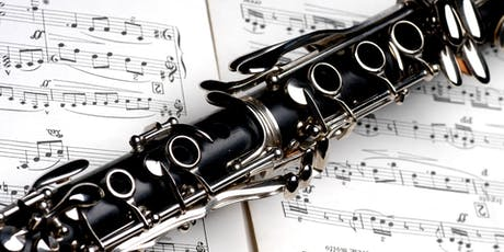 Instrumental Workshop Series: Clarinet with Willow DiGiacomo tickets