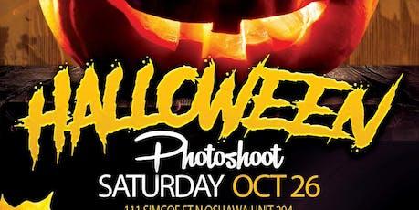Halloween Photoshoot tickets
