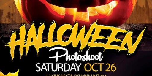 Halloween Photoshoot
