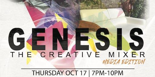 GENESIS: THE CREATIVE MIXER | Media Edition